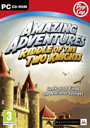 Amazing Adventures: Riddle of the Two Knights cover