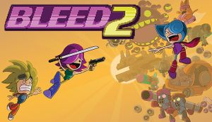 Bleed 2 cover