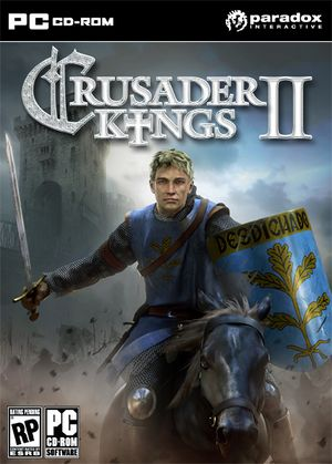 Crusader Kings II cover