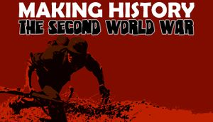 Making History: The Second World War cover