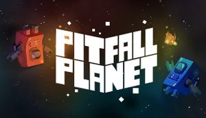 Pitfall Planet cover