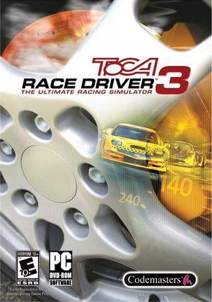 TOCA Race Driver 3 - PCGamingWiki PCGW - bugs, fixes, crashes, mods