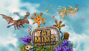 The Mims Beginning cover