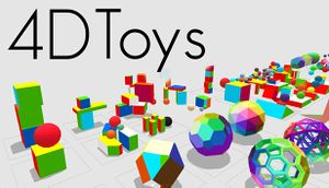 4D Toys cover