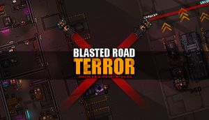 Blasted Road Terror cover