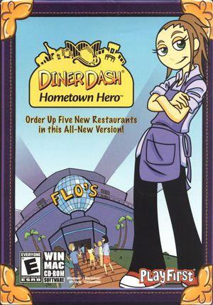 Diner Dash: Hometown Hero cover