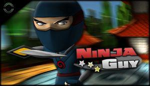 Ninja Guy cover