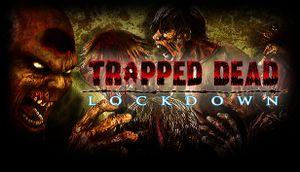Trapped Dead: Lockdown cover