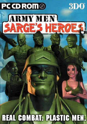 Army Men: Sarge's Heroes cover