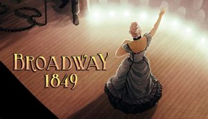 Broadway: 1849 cover