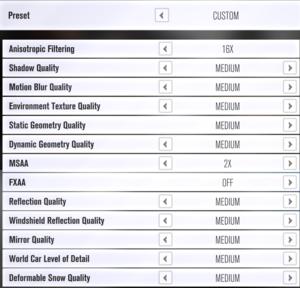 Forza Horizon 3 - PCGamingWiki PCGW - bugs, fixes, crashes