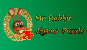 Mr Rabbit's Jigsaw Puzzle cover