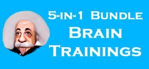 5-in-1 Bundle Brain Trainings cover