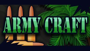 Army Craft cover