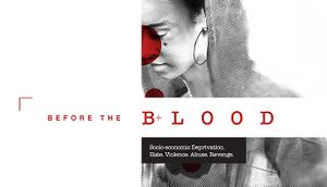Before the Blood cover
