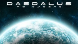 Daedalus - No Escape cover