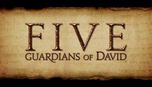 Five: Guardians of David cover