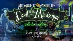Midnight Mysteries 3: Devil on the Mississippi cover