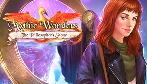 Mythic Wonders: The Philosopher's Stone cover