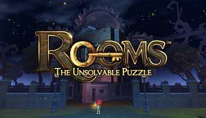 Rooms: The Unsolvable Puzzle cover