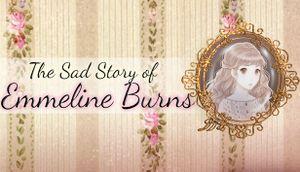 The Sad Story of Emmeline Burns cover