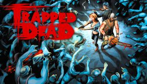 Trapped Dead cover