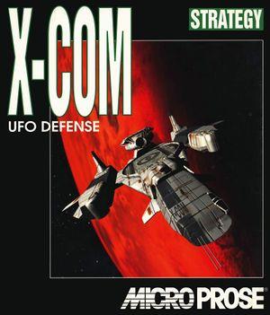 X-COM: UFO Defense cover