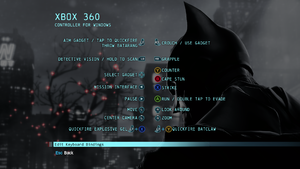 Batman: Arkham Origins - PCGamingWiki PCGW - bugs, fixes