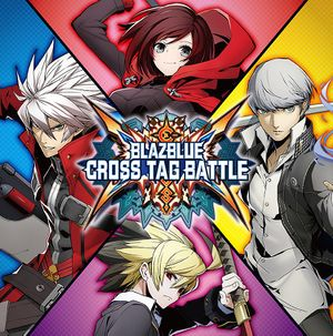BlazBlue: Cross Tag Battle cover