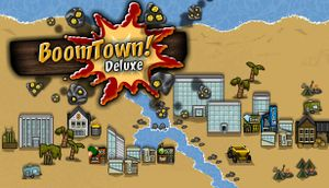 BoomTown! Deluxe cover