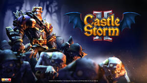 CastleStorm 2 cover