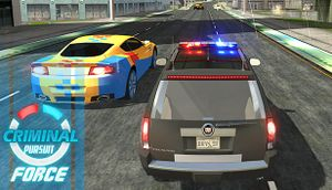 Criminal Pursuit Force cover