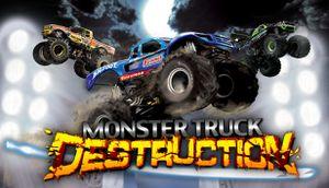Monster Truck Destruction cover