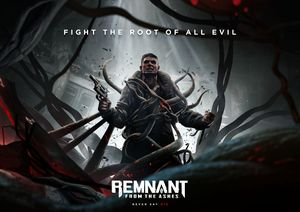 Remnant: From the Ashes cover