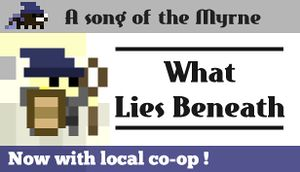 Song of the Myrne: What Lies Beneath cover