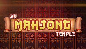 2D Mahjong Temple cover