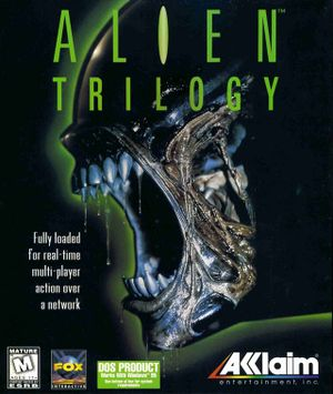 Alien Trilogy cover