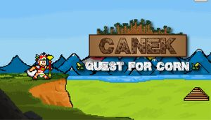 Canek: Quest for Corn cover