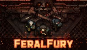 Feral Fury cover