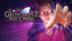Lost Grimoires 2: Shard of Mystery cover