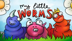My Little Worms cover