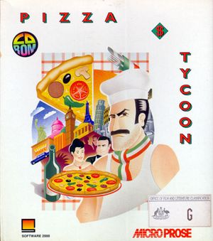 Pizza Tycoon cover