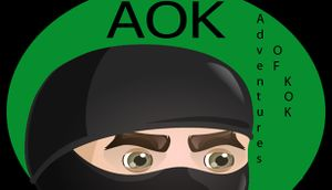 AOK: Adventures of Kok cover