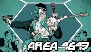 AREA 4643 cover