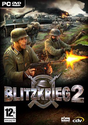 Blitzkrieg 2 cover