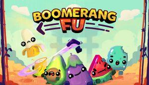 Boomerang Fu cover
