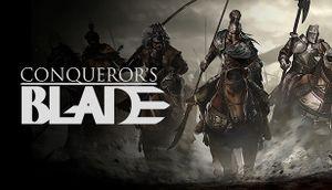 Conqueror's Blade cover
