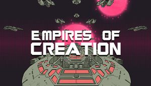 Empires of Creation cover
