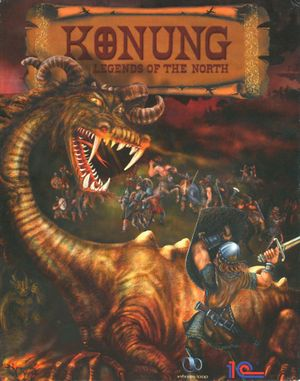 Konung: Legends of the North cover