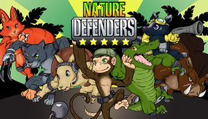 Nature Defenders cover